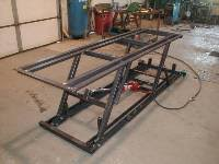 motorcycle lift table plans free