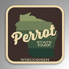 Amazon Com Jb Print Perrot State Park Explore Wanderlust Camping Wisconsin Vinyl Decal Sticker Car Waterproof Car Decal Bumper Sticker 5 Kitchen Dining