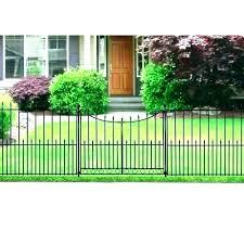 Wrought Iron Fence Ideas Dopiewo Info