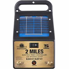 American Farmworks 2 Mile Solar Fence Low Impedance Charger Esp2m Afw At Tractor Supply Co
