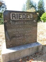Martha Augusta Hoffman Riedel (1863-1930) - Find A Grave Memorial