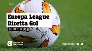 TV8 - Diretta Gol - Europa League questa sera alle 20:30