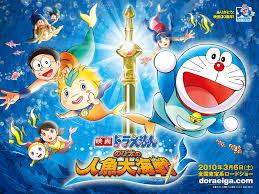 Doraemon Và Đại Chiến Ngừơi Cá Khổng Lồ