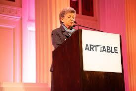 Ada Ciniglio, Barbra London at ArtTable's 25th Annual Benefit & Award  Ceremony / id : 2885573 by Collins Nai/BFA.com