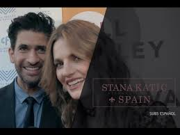Interview: Stana Katic & Raza Jaffrey about The Rendezvous (subs español) -  YouTube