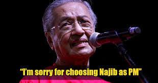 Umno Pas Coalition Frightens Mahathir