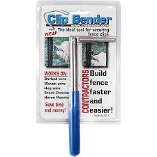 Clip Bender At Tractor Supply Co Tractor Supplies Fencing Tools T Post Fence