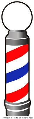 Barber Pole Window Decal Barberwall Com Barberwall Posters