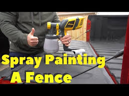 Wagner Paint Spray Gun Step By Step How To Apply Wood Stain Spray Paint Guide Youtube