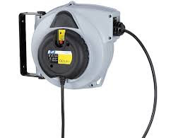wa2902electrical cable reel 230v 10m