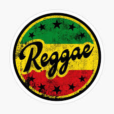 Reggae Sticker By Alma Studio In 2020 Reggae Art Bob Marley Art Reggae Music Art