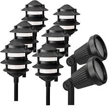12 volt garden lighting