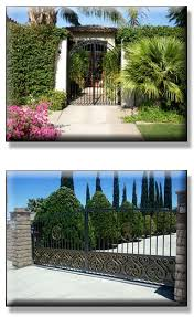 Gate Wrought Iron Fence Contractor Palm Springs Area Precision