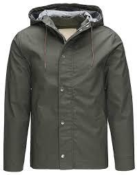 rvlt light jacket army green