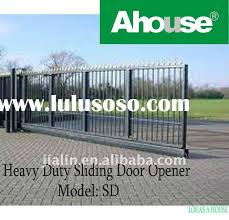 Gate Opener Installations Automatic Slide Gate Openers