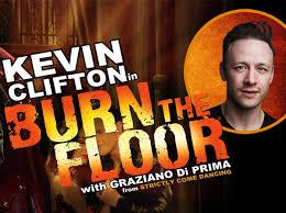 burn the floor the alexandra theatre