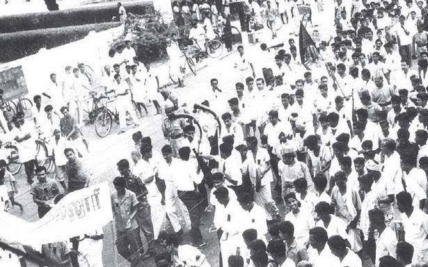 "Image result for rajaji agitation"""