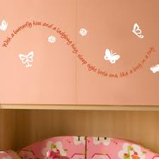 Ladybug Kiss Wall Decal Decalmywall Com