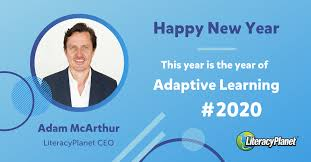 Happy New Year from CEO, Adam McArthur! 2020 is the year of ...