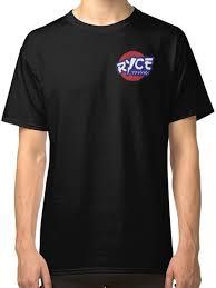 ricegum ryce men s black logo men women
