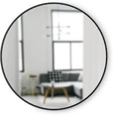 umbra 358370 040 hub wall mirror
