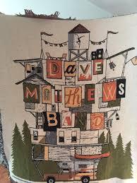 Dave Matthews Band Blanket Gorge Firedancer Camping 1830124824