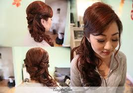 asian bridal hair and makeup bridal