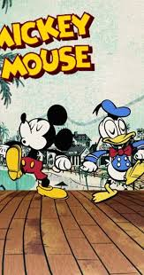 mickey mouse tv series 2016