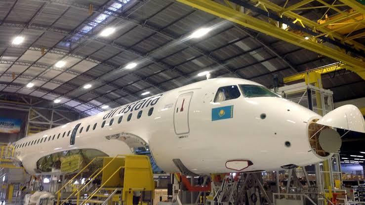 Resultado de imagen para Embraer assembly line