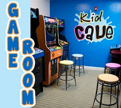 We Offer A Game Room Movie Room For Your Little Ones