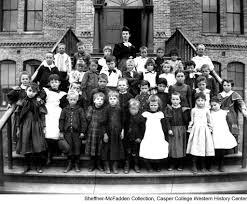 BACKSTORY: Casper's Old Central School - Casper, WY Oil City News