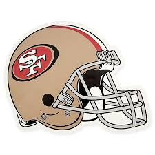 Nfl San Francisco 49ers Outdoor Helmet Graphic Decal Bed Bath Beyond