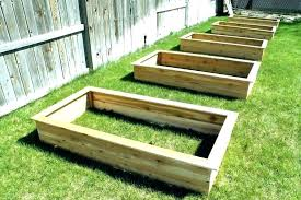 raised garden beds plans pdf hatankala co