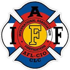 Colorado Iaff International Association Firefighters Vinyl Sticker At Sticker Shoppe
