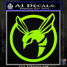 Green Hornet Decal Sticker A1 Decals