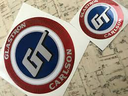 Auto Parts And Vehicles Stainless Steel Bow Medallion And Gt Bow Decal For Glastron Carlson Cv 16 Labbo Com Br