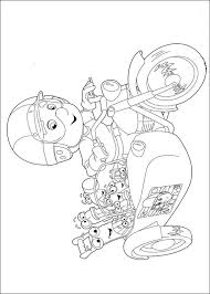 Kleurplaat Handy Manny Handy Manny Online Coloring Pages