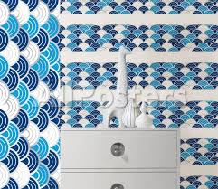 Carnaby Stripe Wall Decal Sticker Wall Decal Allposters Com