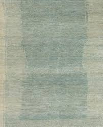 soft blue gabbeh persian wool rug