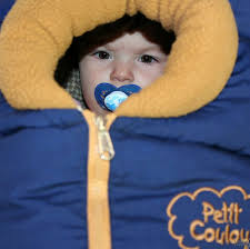 petit coulou protective cover for baby
