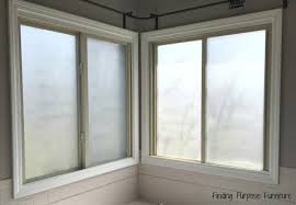 frosted glass for bathroom window