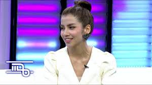 แฉ - จีน่า วิรายา The Face Thailand Season 2 และ ป๊อบ ปองกูล วันที่ 14  มีนาคม 2559 - YouTube