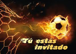 Edition Colibri 12 Invitaciones En Espanol Futbol Jgo 2