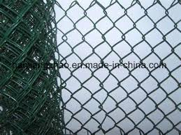 China Pvc Coated Chain Link Fence For Canada Market China Chain Link Fence Chain Link Mesh Fence