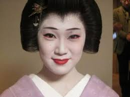 geisha and maiko makeup a janaika