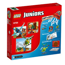 Amazon.com: LEGO Juniors Lost Temple 10725 Toy for 4-Year-Olds ...