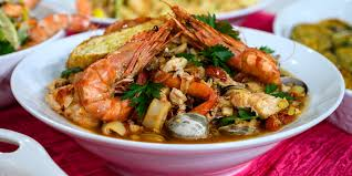 Italian Seafood Stew (Zuppa di Pesce ...