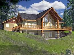 rustic house plans lake house plans
