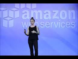 Airtime's DevOps Abby Fuller Attends AWS Summit NY 2016 - YouTube