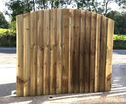 Double Sided Feather Edge Panel Empress Fencing Clitheroe Lancashire
